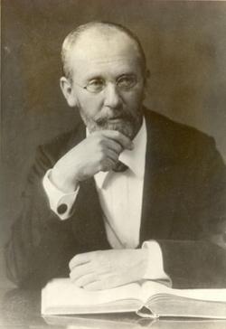 Todestag von Gustav Ernst Schreck