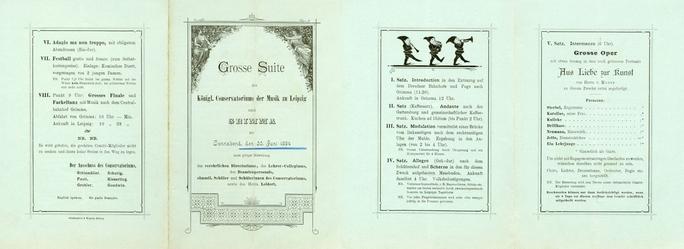 Sommerausflüge 30. Juni 1894, Grimma