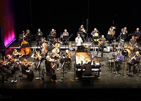ENTFÄLLT!Jazzkonzert – Gastspiel Mi, 18.3.2020, 19.30 Uhr,Grassistr. 8, Großer Saal