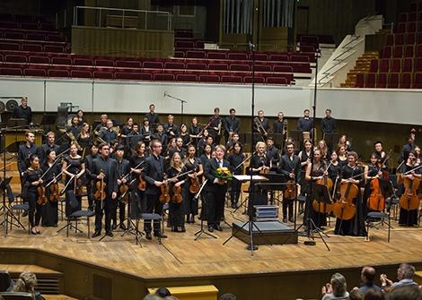 HSO-Konzert Do, 29.10.2020, 20.00 Uhr,Gewandhaus, Großer Saal