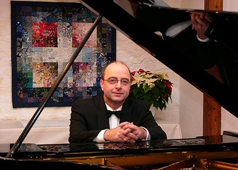 KlavierabendProf. Gerald Fauth Fr, 16.10.2020, 19.30 Uhr,Grassistr. 8, Großer Saal