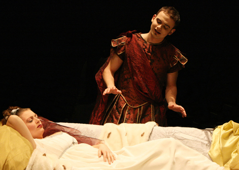 OpernprojektLa Semiramide Riconosciuta Donnerstag, 03.04.2014, 19:00 UhrHMT, Grassistraße 8, Großer Saal
