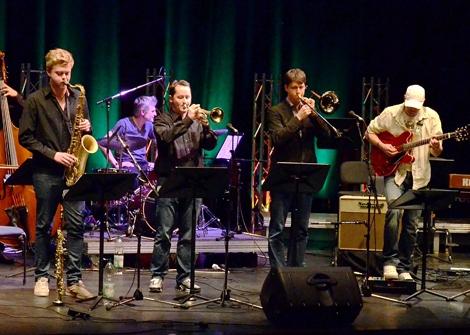 2. HMT-Jazzfest mini Do, 16.04.2015, 19.30 Uhr, Dittrichring 21, Großer Probessal