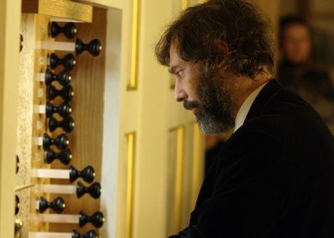 OrgelkonzertProf. Daniel Zaretsky So, 12.04.2015, 17.00 Uhr,Grassistr. 8, Großer Saal