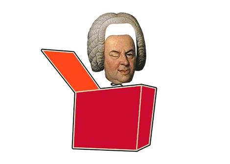Bach in der Box Sonntag, 7.2.2016, 19.30 Uhr, Dittrichring 21, Großer Probesaal (-1.33)
