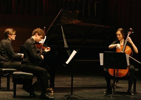 Konzert mit ERASMUS-Studierenden Mi, 14.01.2015, 19:30 Uhr,Grassistr. 8, Großer Saal