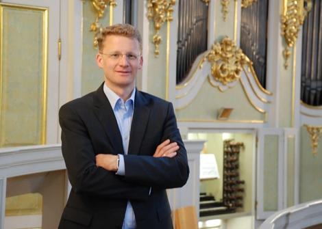 Orgelkonzertmit Prof. Thomas Lennartz Sonntag, 10.1.2016, 17 Uhr, Grassistraße 8, Großer Saal