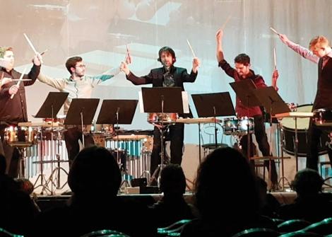 Zeit im Raum – Schlagwerk-Konzert Di, 2.7.2019, 19.30 Uhr, Kunstkraftwerk, Saalfelder Str. 8