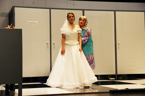 Unisex – Eine musikalische Revue Donnerstag, 18.6.2015Freitag, 19.6.2015Samstag, 20.6.2015Sonntag, 21.6.2015, 19:30 Uhr, Grassistraße 8, Großer Saal