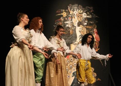 17. Alte Musik Fest Venus – Goddess of LoveFr/Sa, 26./27.6.2015, Museum für Musikinstrumente