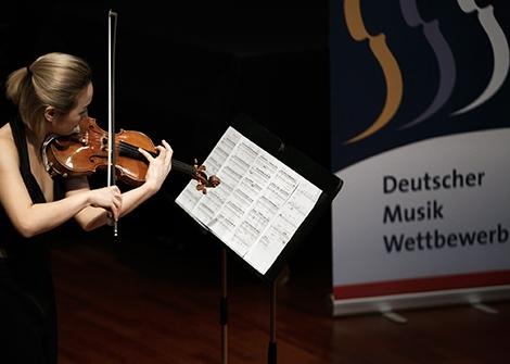 Preisträgerkonzert I (Kammermusik) des Deutschen Musikwettbewerbs 2017 Freitag, 10.3.2017, 19 Uhr, Grassistraße 8, Großer Saal