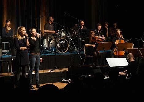 Gundermann-Konzerte Freitag, 11.3.2016, 19.30 Uhr,Samstag, 12.3.2016, 19.30 Uhr, Sonntag, 13.3.2016, 19.30 Uhr, HMT, Grassistraße 8, Großer Saal