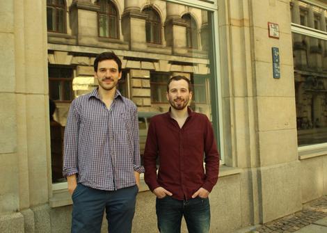 Bundespreis für Musikpädagogik für HMT-Studierende Christoph Scholtz und Kai Schweiger vergeben