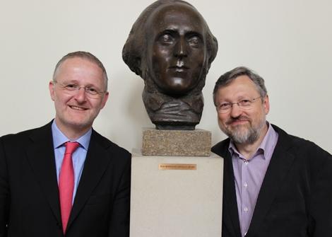Prof. Martin Kürschner als neuer Rektor der HMT gewählt