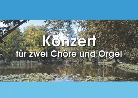 Chorkonzert Fr, 26.5.2017, 17.00 Uhr, Michaeliskirche Leipzig, Nordplatz