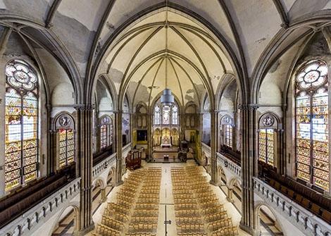 Chorkonzert Sonntag, 4.11.2018, 17.00 Uhr,Peterskirche Leipzig