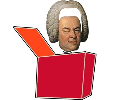 50. Bach in der BoxJubiläums- und Sonderkonzert Mittwoch, 14.10.2015, 19:30 Uhr, Grassistraße 8, Großer Saal