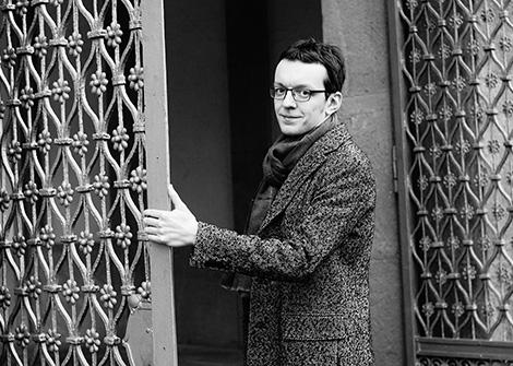 Klavierabend Igor Gryshyn Freitag, 11.10.2019, 19.30 Uhr,Grassistr. 8, Großer Saal