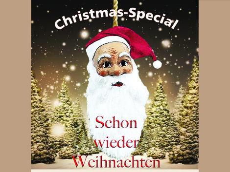 Christmas-SpecialBig-Band-Klassiker zur Weihnachtszeit Freitag, 13.12.2013 und Samstag, 14.12.2013, 19:30 Uhr, Grassistraße 8, Großer Saal