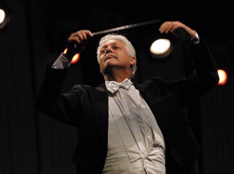 Konzert des Hochschulsinfonieorchesters Mittwoch, 02.10.2013, 19:30 Uhr, Grassistraße 8, Großer Saal