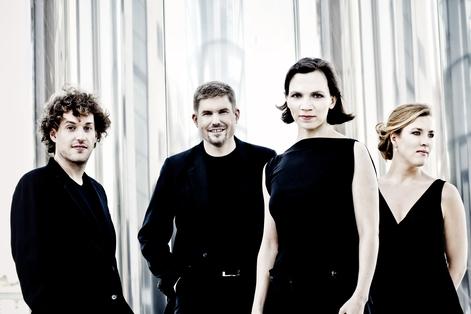 Kammerkonzert zu den Mendelssohn-Festtagen 2013 mit dem Signum Quartett Freitag, 20.09.2013, 20:00 Uhr, Gewandhaus zu Leipzig, Augustusplatz 8, Mendelssohn-Saal