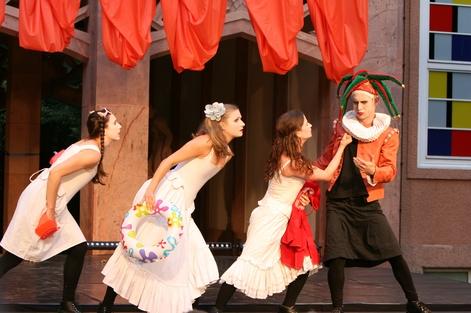 Neues Schauspielstudio ab Spielzeit 2014/15 in Köln
