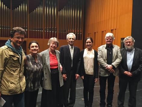 YCA 16. Europäische Young Concert Artists Auditions an der HMTKonzerte in der HMT und im Mendelssohn-Haus