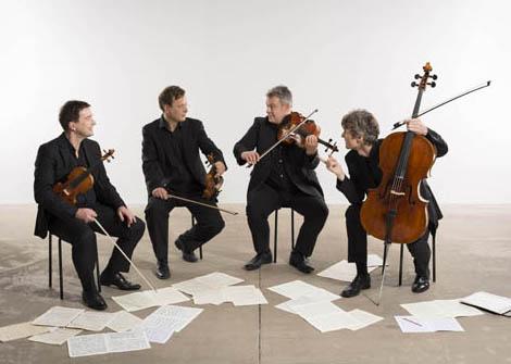 Konzert Vogler Quartettzu den Mendelssohn-Festtagen 17.09.2014, 19:30 Uhr, HMT, Grassistr.8, Großer Saal