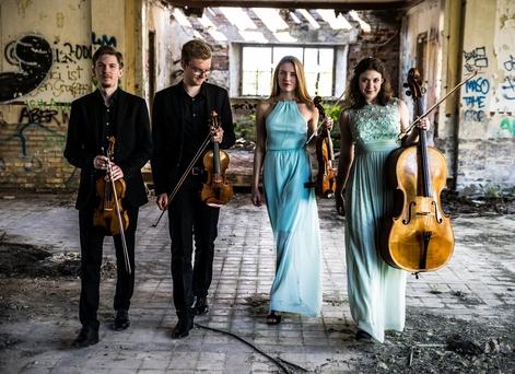 Erste Europäische Kammermusik Akademie Leipzig (EKAL) 2019 Dienstag, 24. bis Sonntag, 29. September 2019