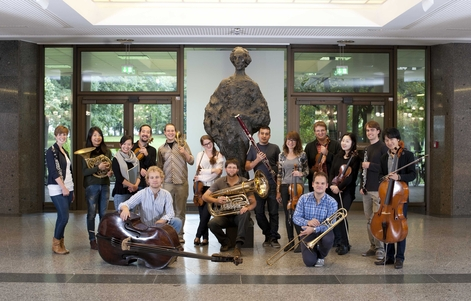 The Mendelssohn Orchestra Academy EndFragment Alliance between Hochschule and Orchestra