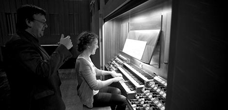 Europäische Orgelakademie Internationale Organisten in Leipzig