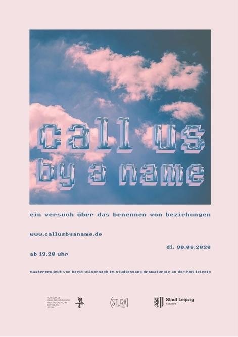 Berit Wilschnack CALL US BY A NAMEEin Versuch über das Benennen von Beziehungen