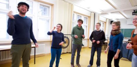 Schulmusikstudium in Leipzig