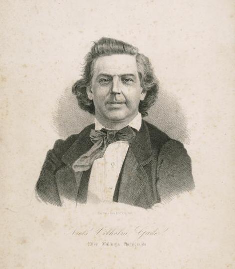 Niels Wilhelm Gadezum 200. Geburtstag Musikwissenschaftliches SymposionOrganisiert vom dritten Semester der Masterstudierenden der Musikwissenschaft an der HMT