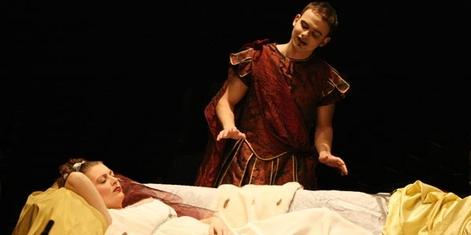 Georg Anton Bendas Melodram »Ariadne auf Naxos« Konzert der Fachrichtung Alte Musik in Verbindung mit dem Institut für Musikwissenschaft