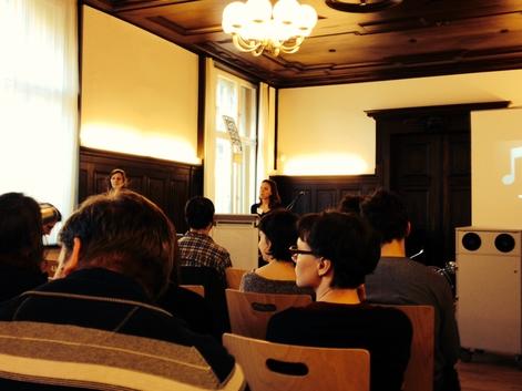 Musikleben in der DDR:Zwischen Ideologie und Wirklichkeit Symposion der Leipziger Musikwissenschaft-Masterstudierenden am 28. und 29. März 2014