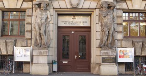 Das Institut für Musikwissenschaft im Dittrichring 21