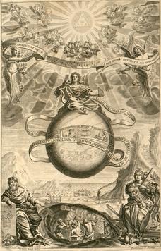 Musurgia universalis, Rom 1650