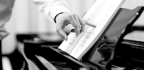 Klaviermethodik an der HMT Leipzig