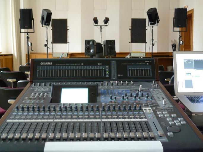 Studio equipment Overview