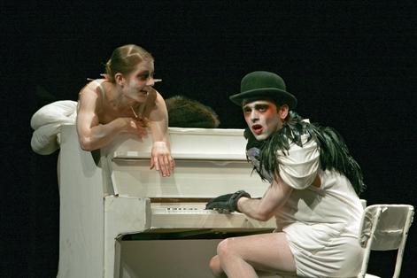 Solopreis für Martin Vischer Studio Halle, Theatertreffen deutschsprachiger Schauspielstudierender Salzburg 2007