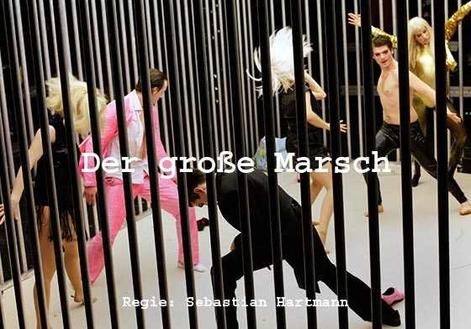 Der große Marsch Preis beim Theatertreffen Deutschsprachiger Schauspielstudierender in Berlin