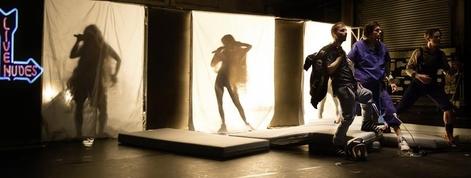 Studio - Schauspiel Köln Studioinszenierung 2015, 3. Studienjahr