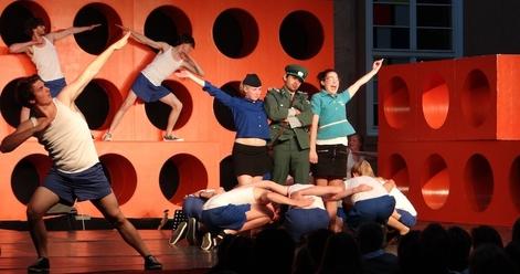 Wiederaufnahme des Sommertheaters vom 2012