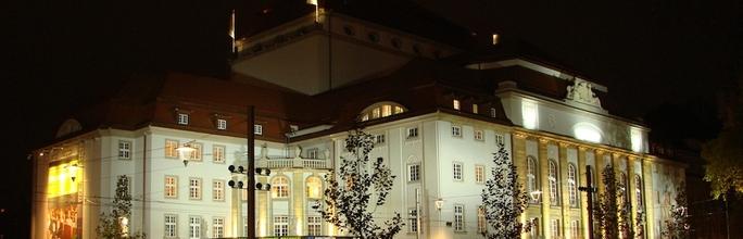 STUDIO - STAATSSCHAUSPIEL DRESDEN Studioinszenierung 2000, 3. Studienjahr