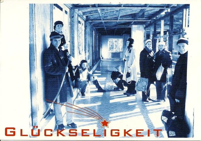 STUDIO CHEMNITZ - SCHAUSPIELHAUS Studioinszenierung 2003, 3. Studienjahr