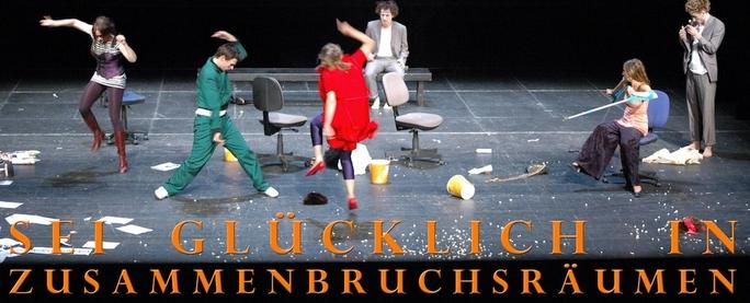 Inszenierung 2008, 3. Studienjahr