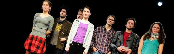 Studio Chemnitz - Schauspielhaus Studioinszenierung 2009, 3. Studienjahr