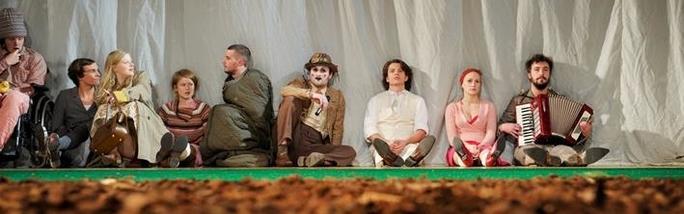 Studio Berlin - Maxim Gorki Theater Studioinszenierung 2013, 3.Studienjahr