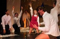 Neues Theater Halle Leipziger Studenten zeigen